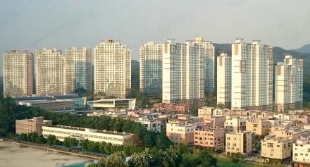 Cheongju, une ville en pleine expansion