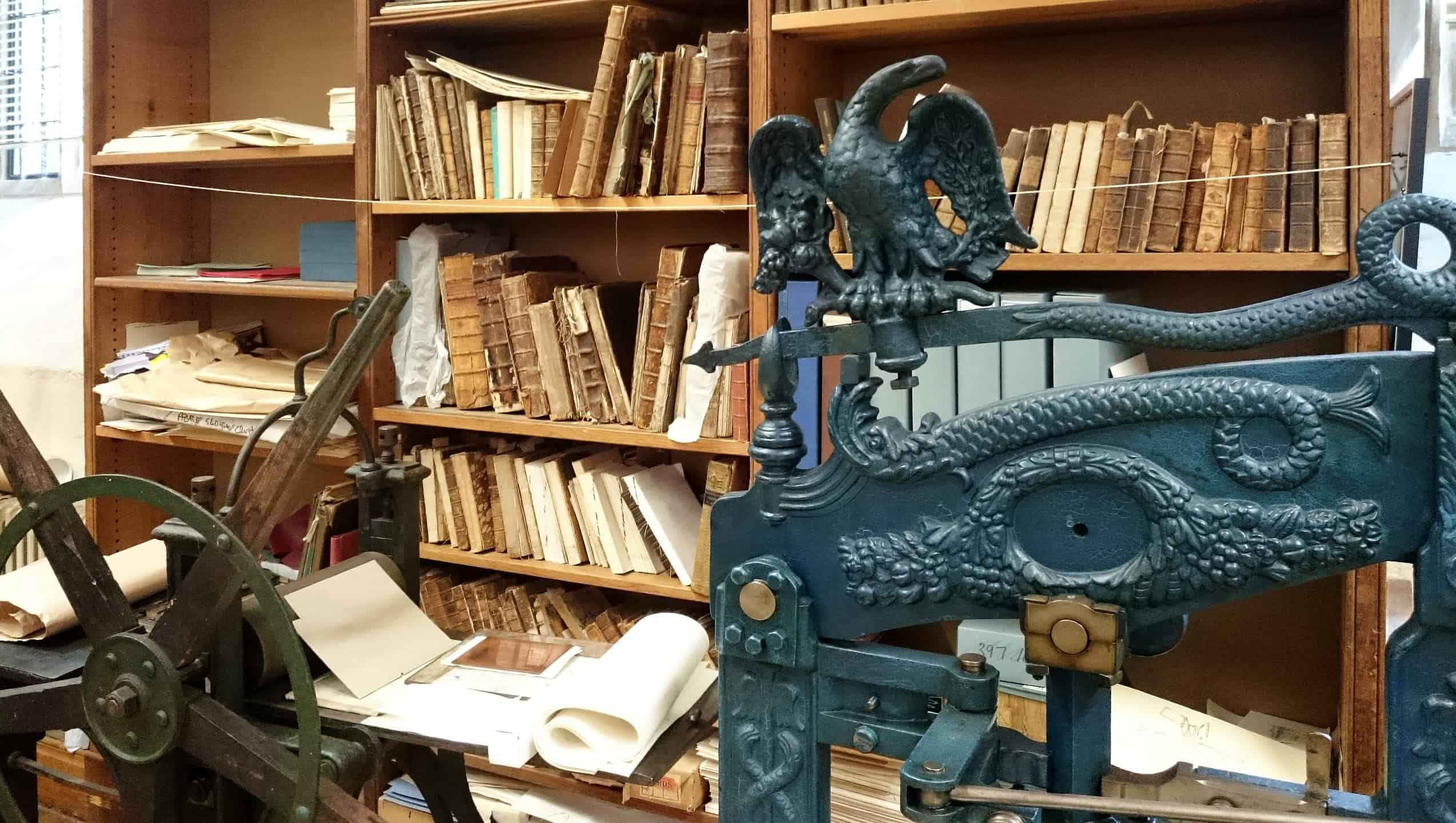 Association of European Printing Museums ~ Centre for the
